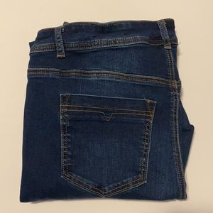 Dark wash skinny Jean/ jegging by Love and Legend